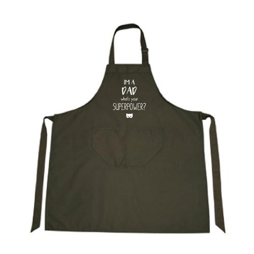 Basic keukenschort - Vaderdag