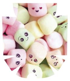 MyLife Pod Sticker - Marshmellow
