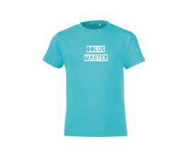 T-shirt - Bolusmaster Blau