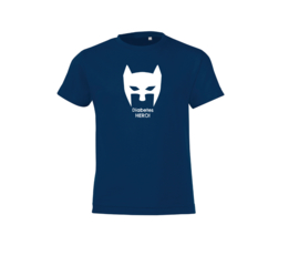T-shirt - Diabetes Hero Dark Blue