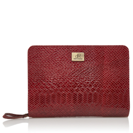 Sweet Collections Snake Red Pouch