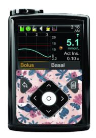 Medtronic 780G/670G/640G Sticker - Toucan