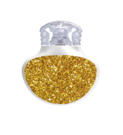 Medtronic Guardian Sticker - Gold Glitter