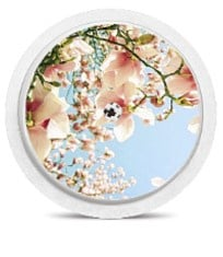 Freestyle Libre Sensor Sticker - Blossoms