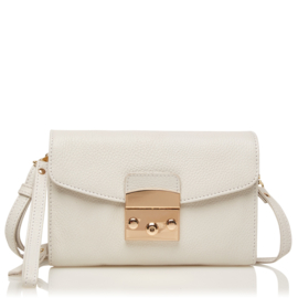 Sweet Collections Mint White Clutch