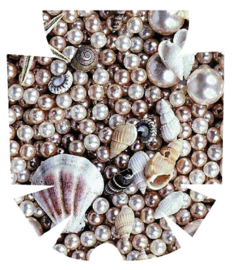 Omnipod Sticker - Sea Pearls