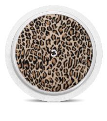 Freestyle Libre Sensor Sticker - Leopard