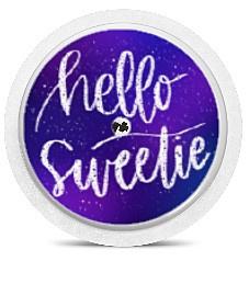Freestyle Libre Sensor Sticker - Sweetie