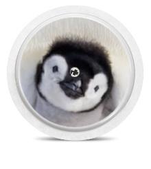 Freestyle Libre Sensor Sticker - Cute Pinguin