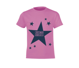 T-shirt - Diabetes Warrior Pink