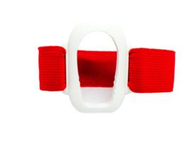 Dexcom G6 sensorhouder White