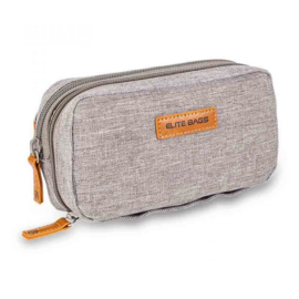 Elite Dia's Grey diabetes tas