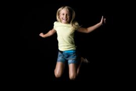 SPIbelt Diabetic Kids Polka Dots