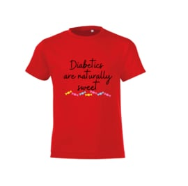 T-shirt - Naturally Sweet Red