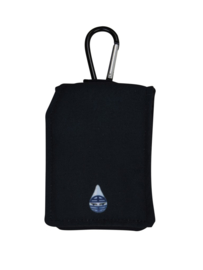 Pump bag with cooling - Black