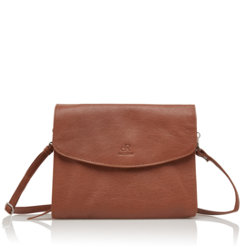Sweet Collections Icon Camel shoulder bag