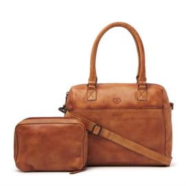Sweet Collections Tampa Camel Hand/Shoulder Bag
