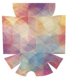 MyLife Pod Sticker - Color Circle