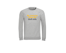 Sweater - Dark side Grau