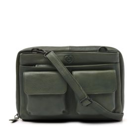 Sweet Collections Tampa Green Shoulder Bag