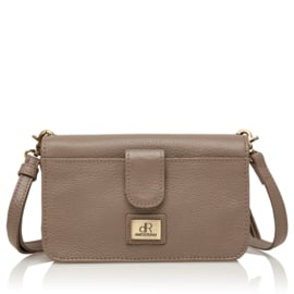 Sweet Collections Mint Taupe Shoulder Bag
