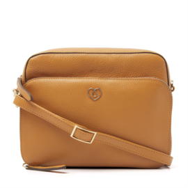 Sweet Collections Mint Mustard Shoulder Bag