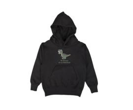 Hoodie - Dinosaur Black