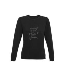 Sweater - Surviving Black