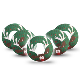 ExpressionMed Christmas Reindeer Libre Fixtape
