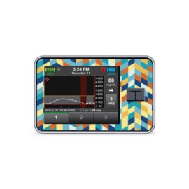 Tandem Tslim x2 Sticker - Geo