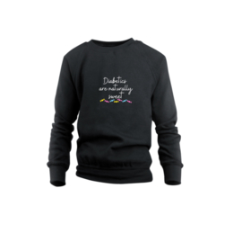 Sweater - Naturally Sweet Schwarz