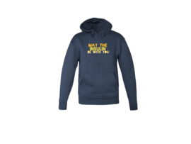 Hoodie - May the insulin be with you Navy