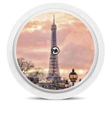 Freestyle Libre Sensor Sticker - Paris