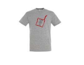 T-shirt - Juice box Grau