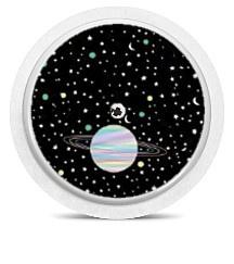 Freestyle Libre Sensor Sticker - Galaxy