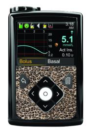 Medtronic 780G/670G/640G Sticker - Leopard