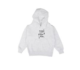 Hoodie - Surviving Grey