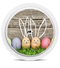 Freestyle Libre Sensor Sticker - Easter