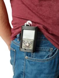 Medtronic pump holster Black