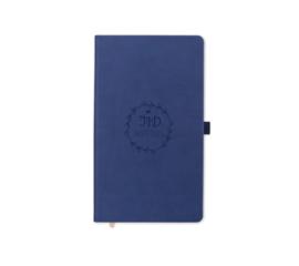 Notebook - T1D notities Blue