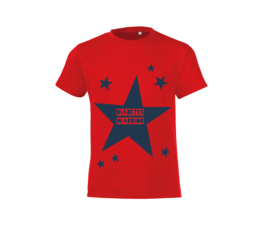 T-shirt - Diabetes Warrior Red