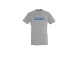 T-shirt - Sugarfree Grau