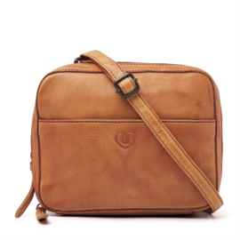 Sweet Collections Tampa Camel Shoulder Bag