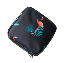 Easy Diabetes bag Mini Flamingo