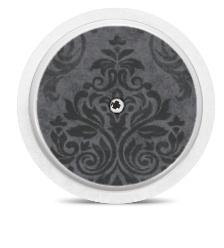 Freestyle Libre Sensor Sticker - Baroque