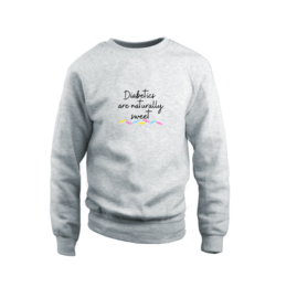 Sweater - Naturally Sweet Grau