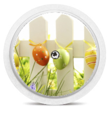 Freestyle Libre Sensor Sticker - Easter Eggs