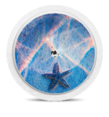Freestyle Libre Sensor Sticker - Sea Star