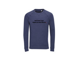 Sweater - Sweet like me Navy