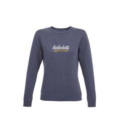 Sweater - Diabadass Navy